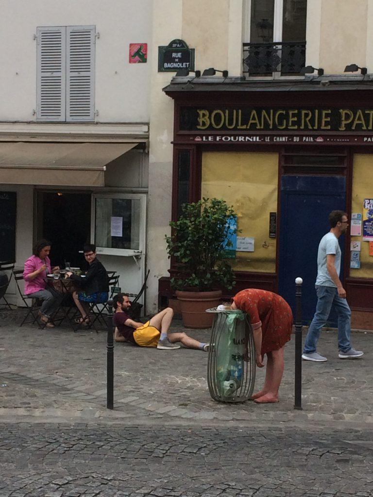 Festival Et20l'ete rue Saint Blaise